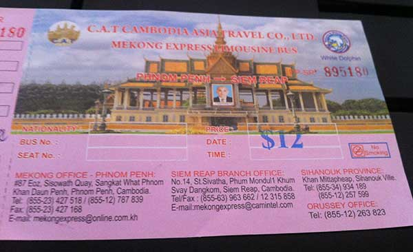 bus mekong express cambodia