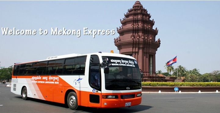company Mekong Express Limousine Bus