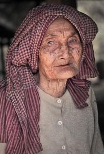Femme Khmère