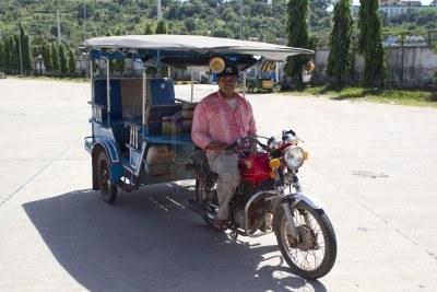 Tuk Tuk Cambodge