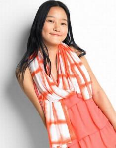 Choisir foulard en coton
