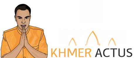 logo khmer actu