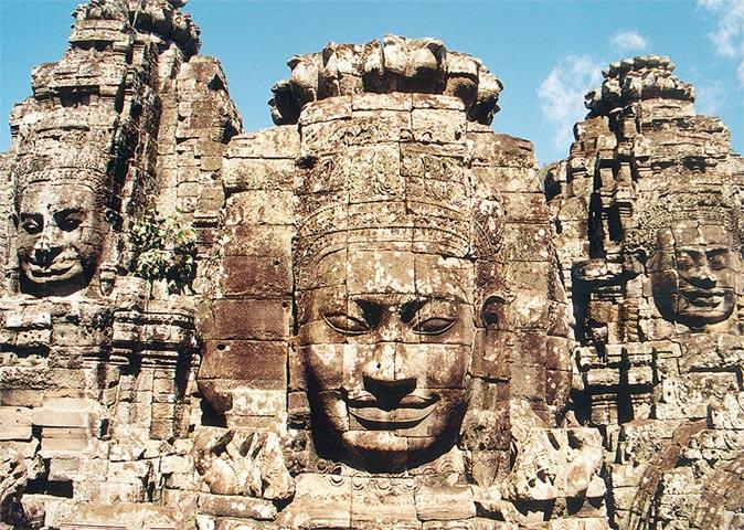temple bayon