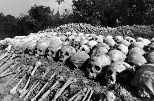 genocide khmers rouge